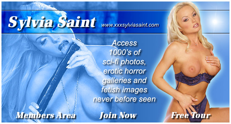 Sylvia Saint in Solo Masturbation Videos