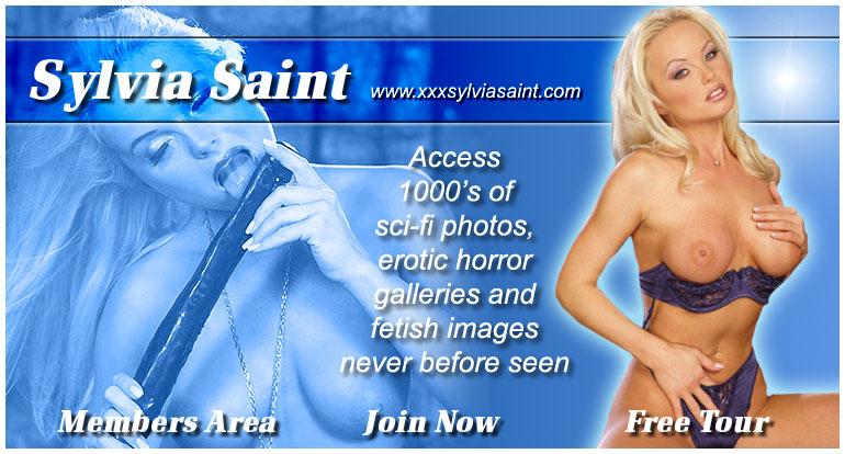 Sylvia Saint in Solo Masturbation Videos